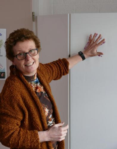 Alles is Liefde- Gerda hand lidmaatschap